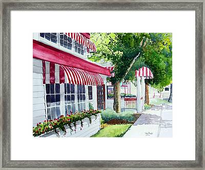 Nate's Framed Print by Tom Riggs
