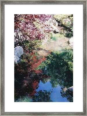 Natural Beauty Framed Print