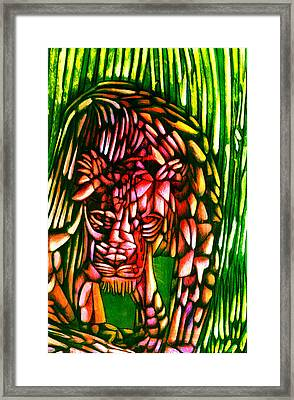 Natural Framed Print by Giuliano Cavallo
