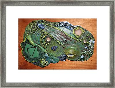 Natural Pleasure Framed Print by Megan Nelson