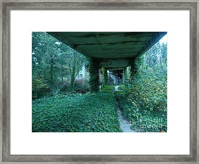 Nature Returns Framed Print by Linda Battles