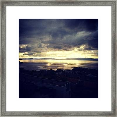 Naturefetish Framed Print