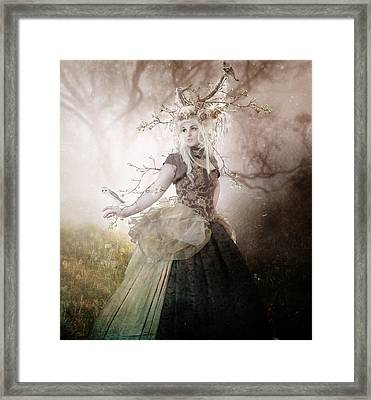 Naturel Framed Print