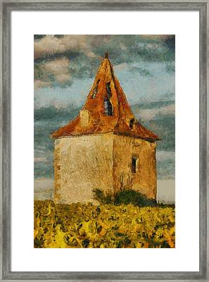 Nature's Architect Framed Print by Aaron Stokes