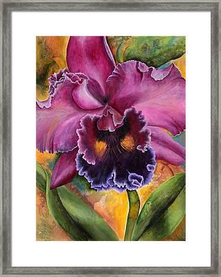 Nature's Rhapsody 2 Framed Print