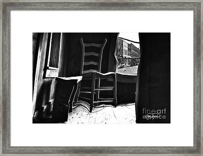 Near Normal Framed Print by Cris Hayes