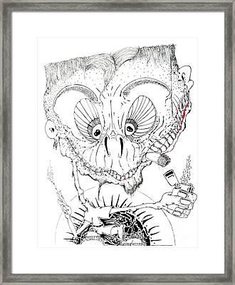 Need A Light Framed Print by Jack Norton