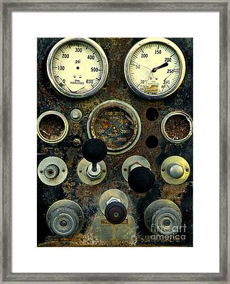 Needs Work Framed Print by Joe Jake Pratt