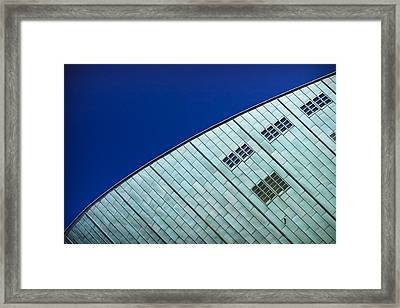 Nemo Science Center Framed Print