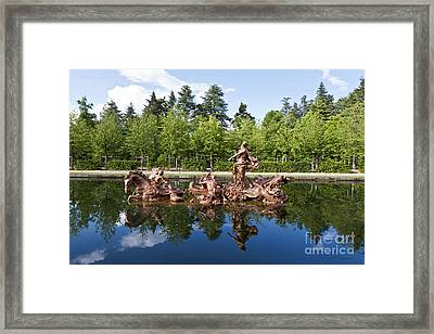 Neptune Rising 2 Framed Print by Scotts Scapes