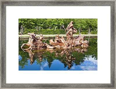 Neptune Rising Framed Print by Scotts Scapes