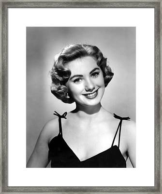 Never Steal Anything Small, Shirley Framed Print by Everett