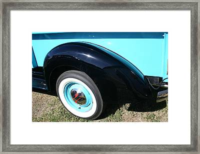 Never Tired Of You Framed Print by Nina Fosdick