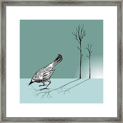 New Day Framed Print by Bodhi Hill