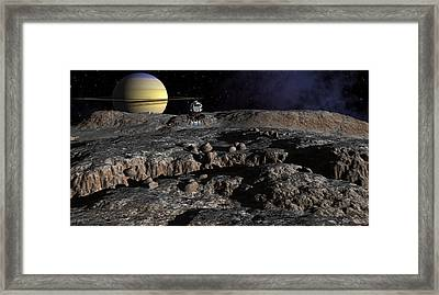 New Discoveries Framed Print