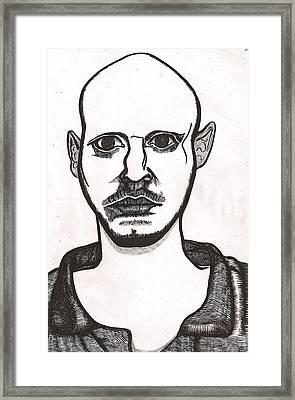 New Do Framed Print by Al Goldfarb