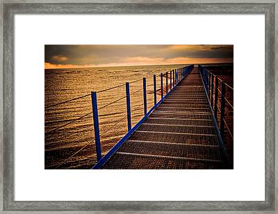 New Galaxies Framed Print