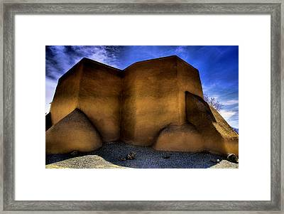 New Mexico Icon Framed Print