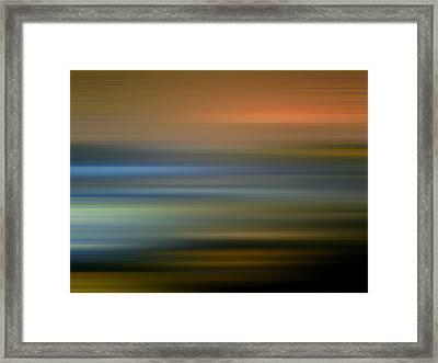 New Year In Sampa Framed Print
