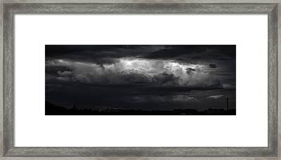 Framed Print featuring the photograph Nibiru by Matti Ollikainen