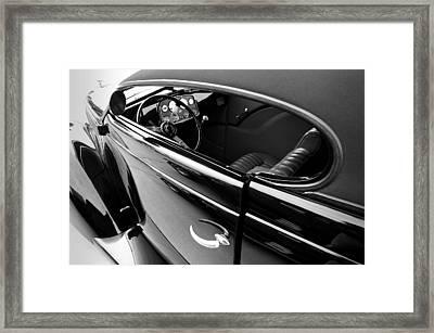 Nice Ride Framed Print by Steven Milner