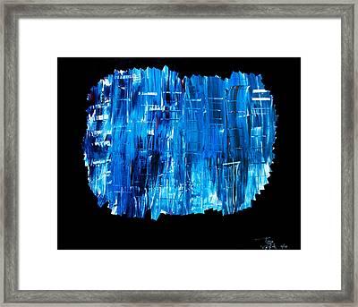 Nice Framed Print by Terrance Prysiazniuk