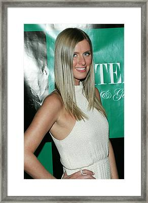 Nicky Hilton At Arrivals Framed Print by Everett