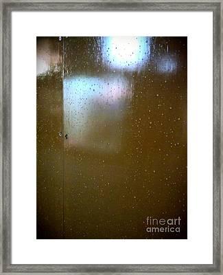 Night After Rain Framed Print by Eena Bo