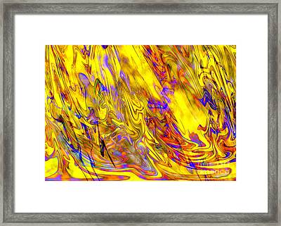 Night At The Opera Framed Print by Carol Groenen