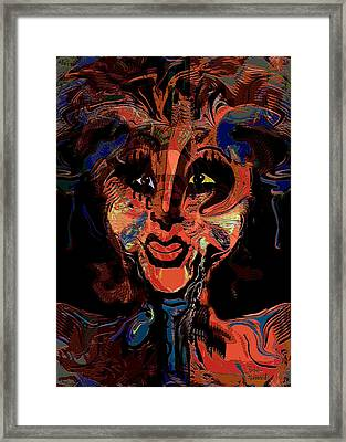 Night Creature Framed Print by Natalie Holland