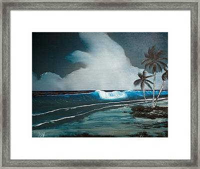 Night Dream Framed Print