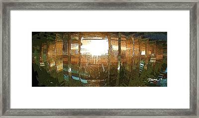 Night Light Framed Print by Jim Pavelle