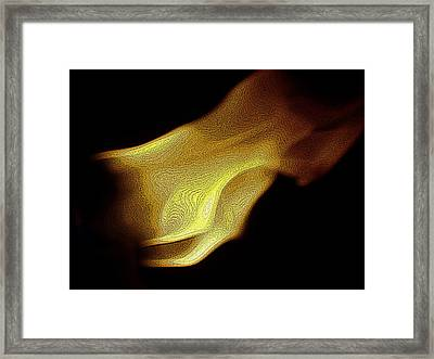 Night Morph Framed Print by Dave Dresser
