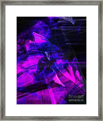Night Rider . A120423.936.693 Framed Print