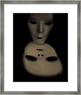 Nightmare Framed Print by Christian Allen