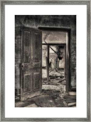 Nightmares Framed Print by JC Findley