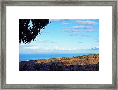 Niihau The Forbidden Isle Framed Print by Kevin Smith