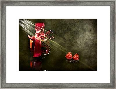 Nina Framed Print by Svetlana Sewell