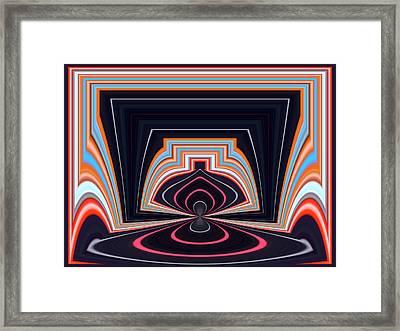 Niyati No.2 Framed Print by Danny Lally