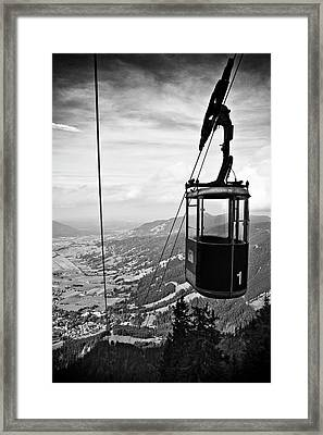 No. 1 Framed Print by Ati Sun Photography