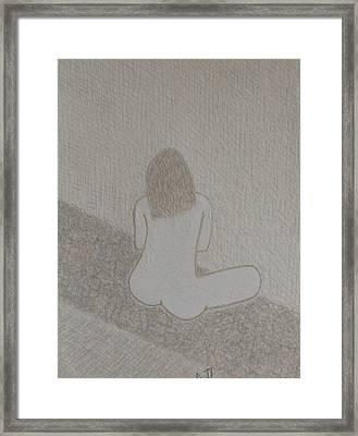 No. 371 Framed Print by Vijayan Kannampilly