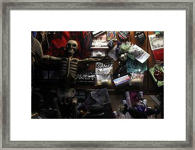 No Corner Store Framed Print by Rdr Creative
