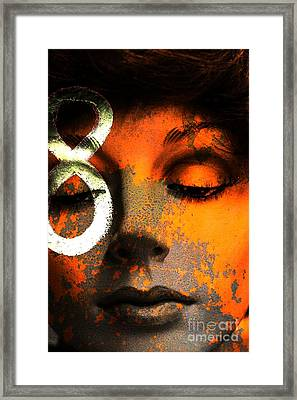 No Ha-8 Framed Print by David Taylor