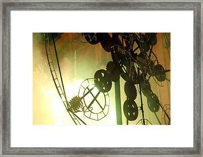 No Limits Framed Print by Gunnar Boehme