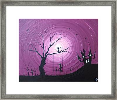 No Place Like Home #2 Framed Print by Michael Prosper