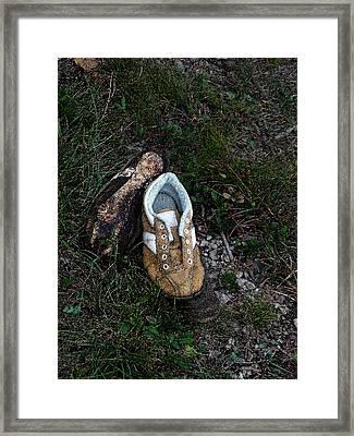 No Ties Framed Print by Cyryn Fyrcyd