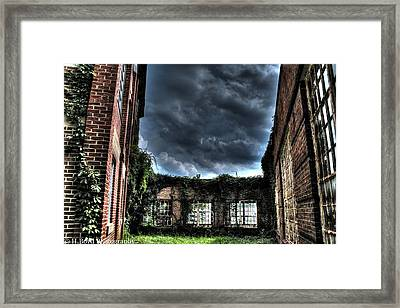 No Way Out Framed Print by Heather  Boyd
