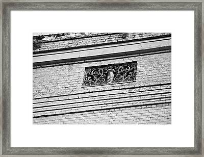 Nola Lady Framed Print by Leslie Leda