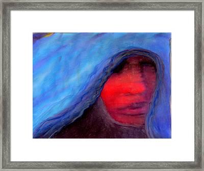 Nomads And Prophets Framed Print by FeatherStone Studio Julie A Miller