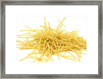 Noodle Framed Print by Blink Images